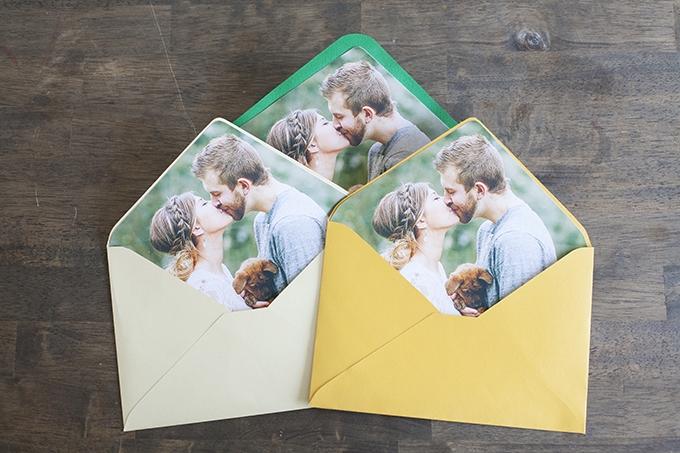 Diy Photo Envelope Liners