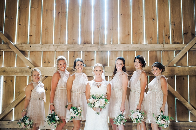 Summer Barn Wedding Eric M Sche Photography Glamour Grace