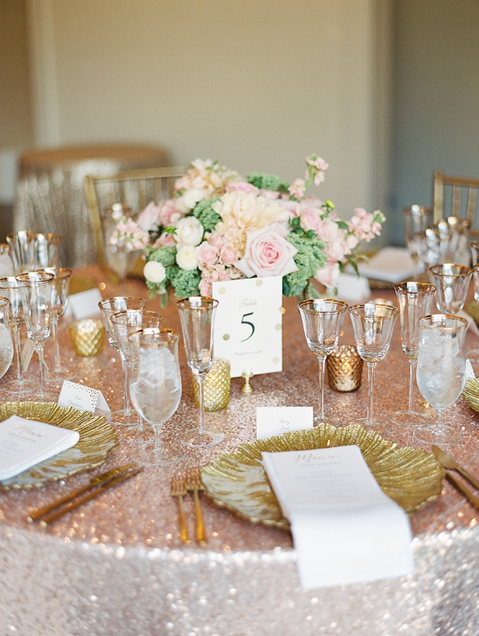 Blush And Gold Wedding Kate Anfinson Photography Glamour Grace