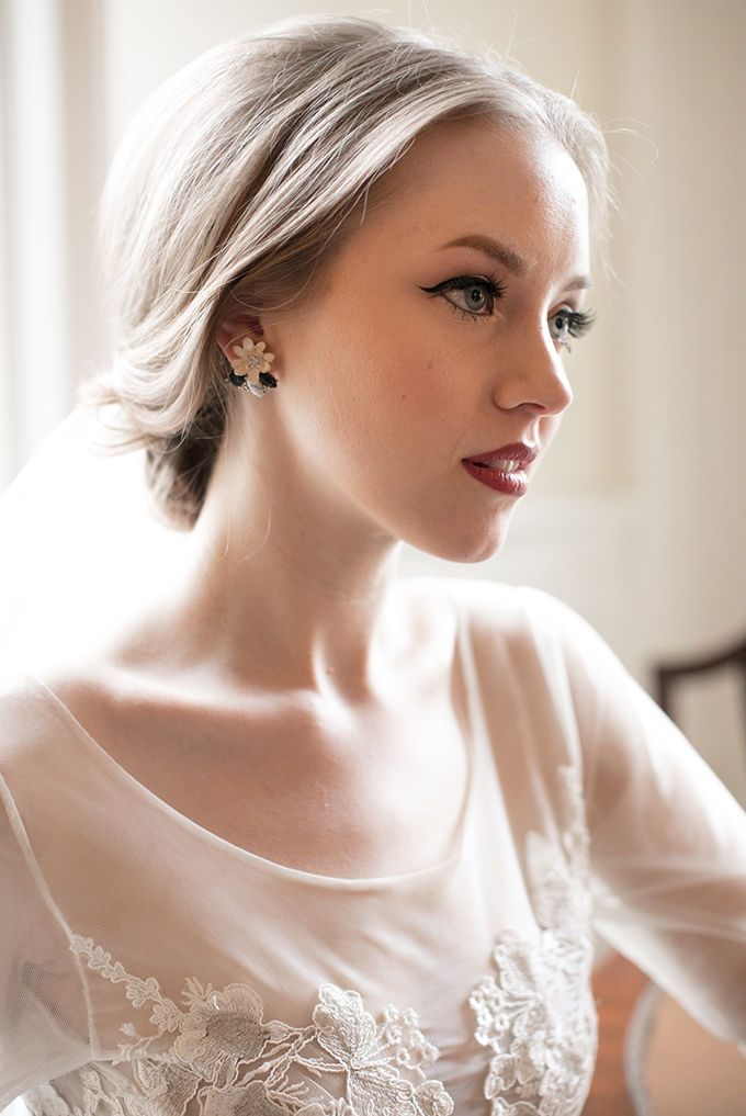 Bridal Jewelry From 7 Charming Sisters Kara S Photography Glamour Grace